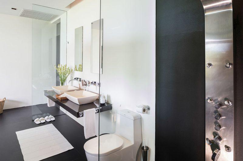 Villa Yang His and Hers Bathroom | Kamala, Phuket