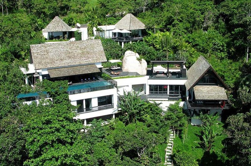 Villa Yin Bird's Eye View | Phuket, Thailand