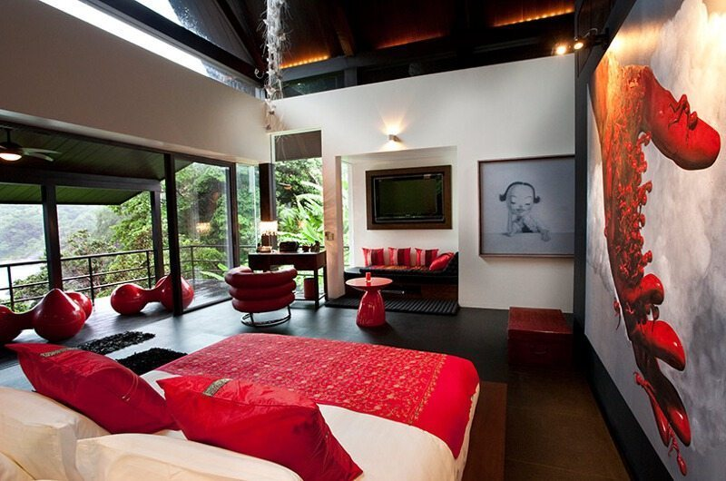 Villa Yin Bedroom One | Phuket, Thailand