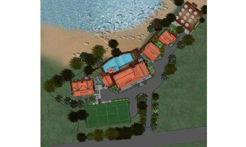 Villa Riva Floorplan   Bang Por, Koh Samui