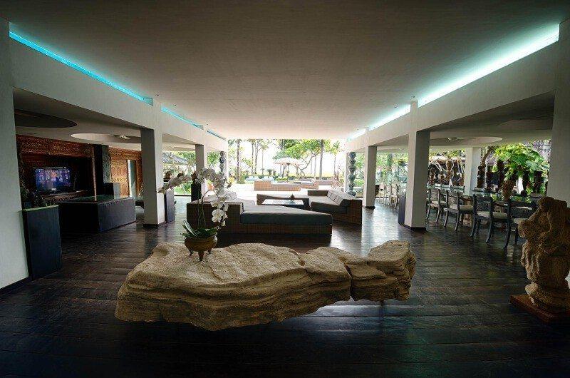 Morabito Art Villa Living Room | Canggu, Bali