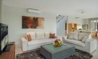 Villa Delmar Living Area | Canggu, Bali