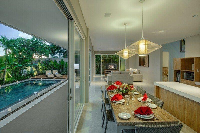 Villa Delmar Dining Room | Canggu, Bali