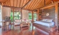 Villa Kamaniiya Bedroom with View | Ubud, Bali