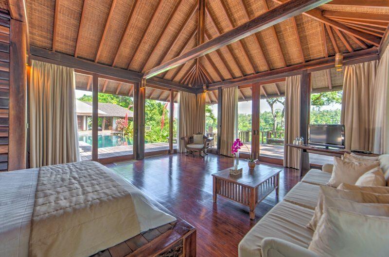 Villa Kamaniiya Master Bedroom | Ubud, Bali
