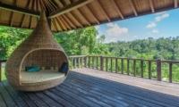 Villa Kamaniiya Balcony | Ubud, Bali