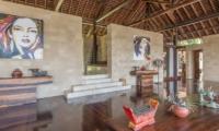 Villa Kamaniiya Living Area | Ubud, Bali