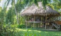 Villa Kamaniiya Up Stairs Seating Area | Ubud, Bali
