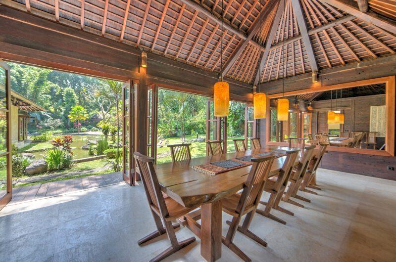 Villa Kamaniiya Dining Area | Ubud, Bali
