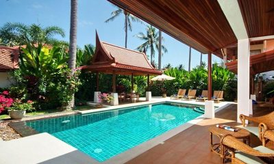 Baan Banburee Swimming Pool | Koh Samui, Thailand
