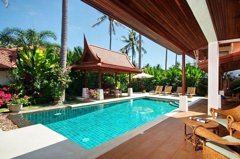 Baan Banburee Swimming Pool | Koh Samui, Thailand