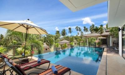 Baan Bua Sawan Sun Deck | Bophut, Koh Samui