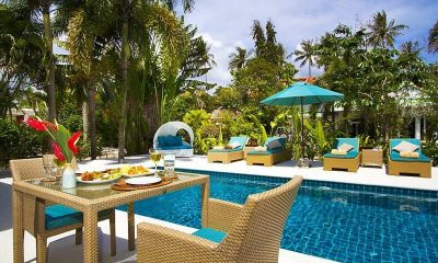 Baan Chanchai Pool Side Dining | Koh Samui, Thailand