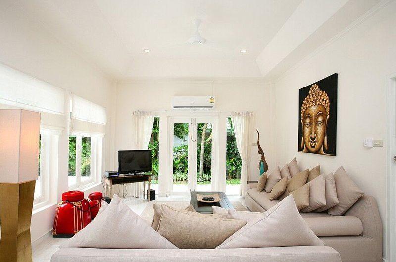 Baan Chanchai Living Area | Koh Samui, Thailand