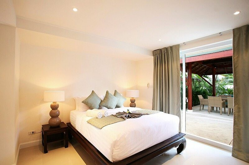 Baan Khwam Rak Guest Bedroom | Koh Samui, Thailand