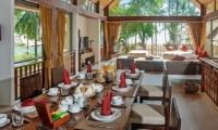 Baan Ora Chon Dining Room | Koh Samui, Thailand