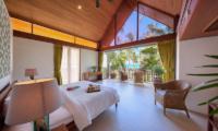 Baan Ora Chon Spacious Bedroom | Lipa Noi, Koh Samui