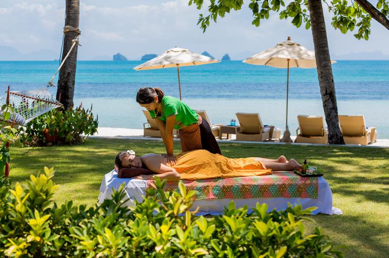 Baan Ora Chon Massage Area | Lipa Noi, Koh Samui