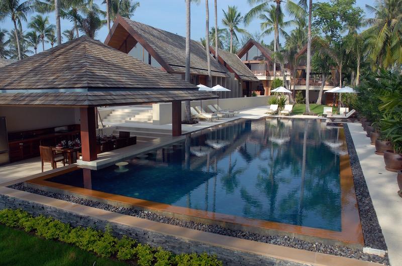 Baan Ora Chon Swimming Pool Area | Lipa Noi, Koh Samui