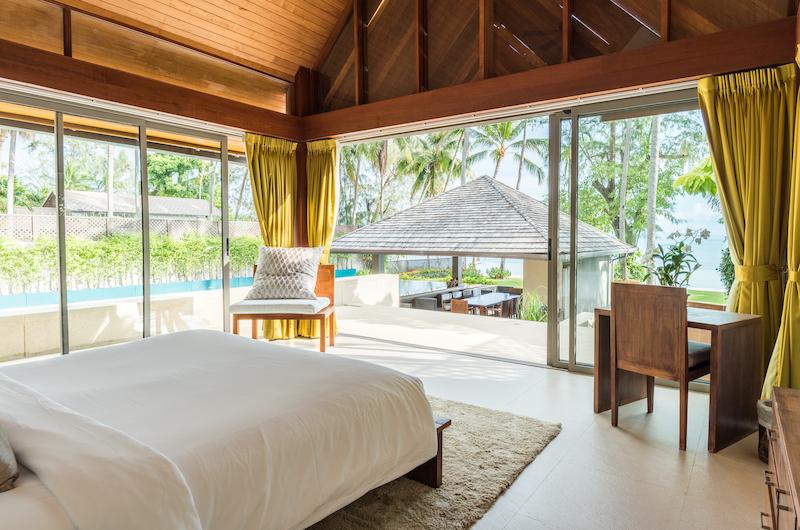 Baan Ora Chon Bedroom with Seating | Lipa Noi, Koh Samui