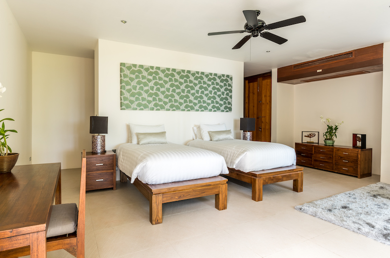 Baan Ora Chon Twin Bedroom | Lipa Noi, Koh Samui