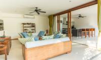 Baan Ora Chon Living Room | Lipa Noi, Koh Samui