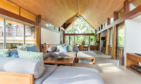 Baan Ora Chon Living Area | Lipa Noi, Koh Samui
