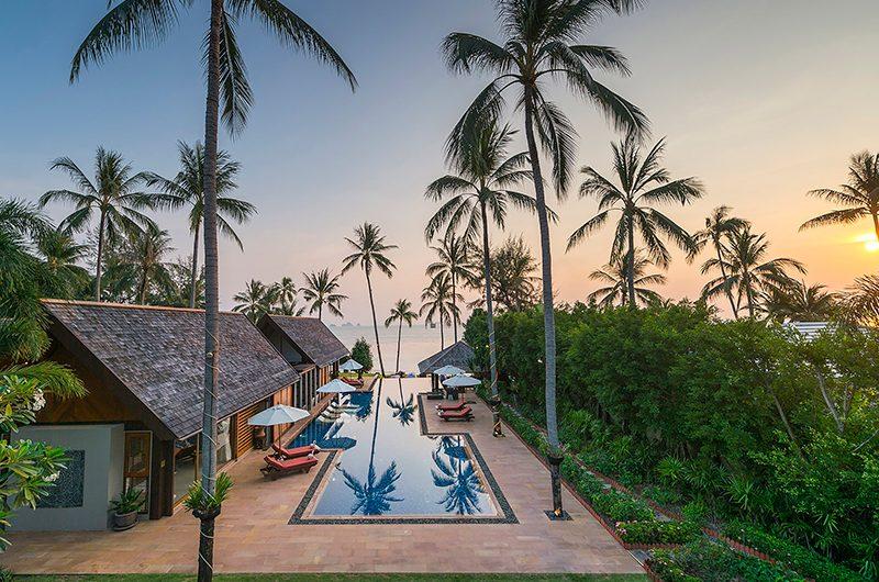 Baan Puri Pool Area   Koh Samui, Thailand