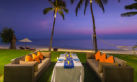 Baan Puri Outdoor Dining Table | Koh Samui, Thailand