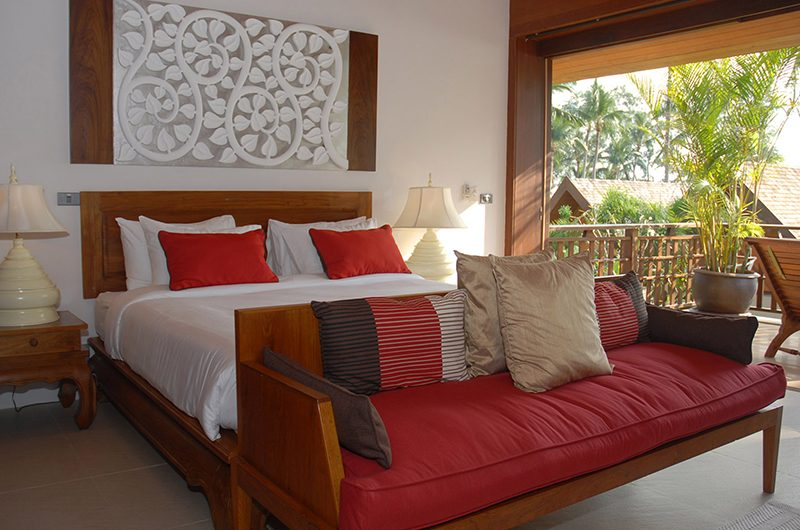 Baan Puri Spacious Bedroom | Koh Samui, Thailand