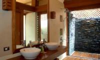 Baan Puri Bathroom Area   Koh Samui, Thailand