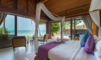 Baan Puri Bedroom with Sea View | Koh Samui, Thailand