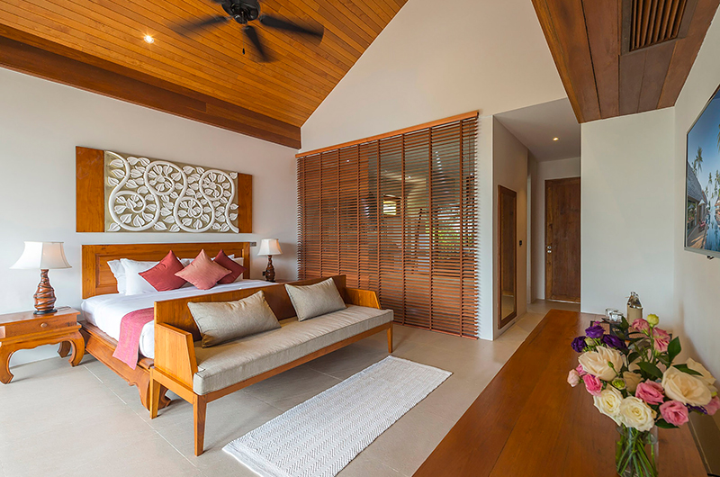 Baan Puri Bedroom One | Koh Samui, Thailand
