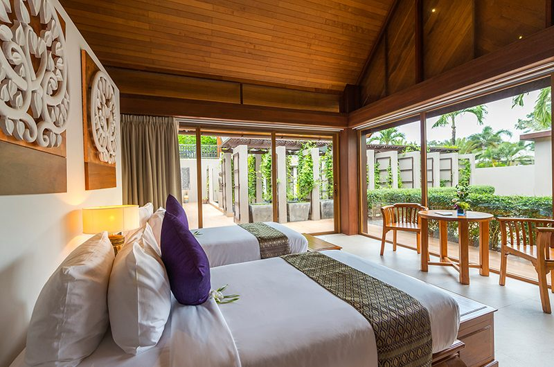 Baan Puri Twin Bedroom Area | Koh Samui, Thailand