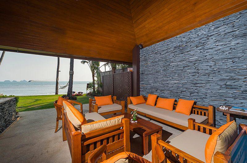 Baan Puri Open Plan Living Area   Koh Samui, Thailand