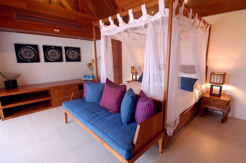Baan Puri Bedroom Area   Koh Samui, Thailand