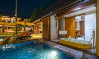 Baan Puri Sinking Bathtub   Koh Samui, Thailand