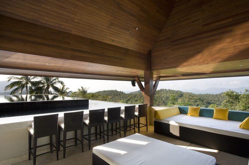 Suralai Outdoor Lounge | Koh Samui, Thailand