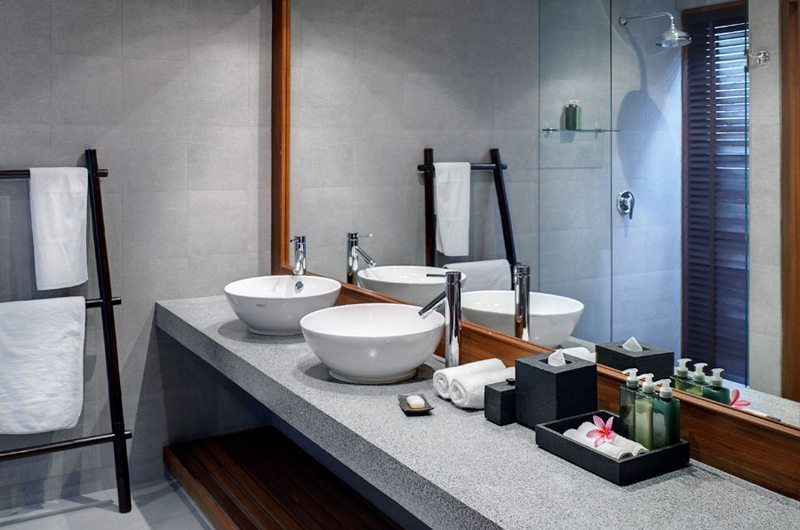Suralai Bathroom | Koh Samui, Thailand