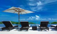 Suralai Sun Beds with Ocean Views | Bophut, Koh Samui