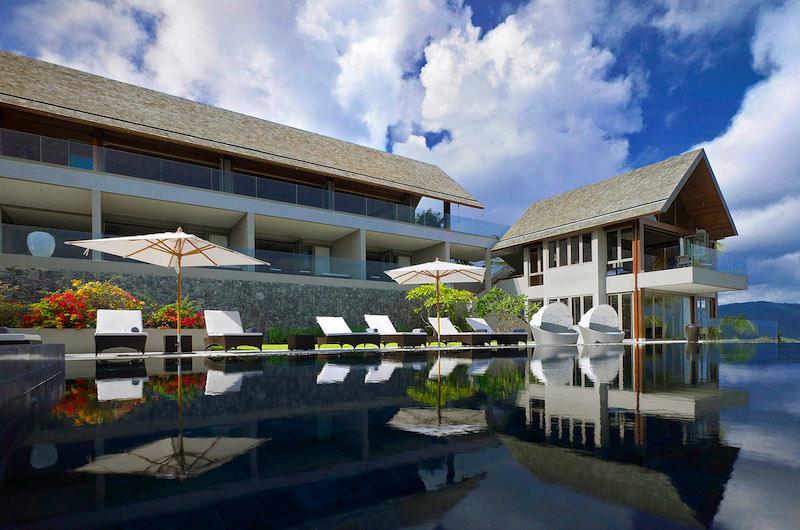 Suralai Swimming Pool Area | Bophut, Koh Samui