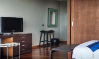 Suralai Bedroom with TV | Bophut, Koh Samui
