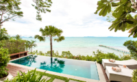 The Headland Villa 2 Pool with Ocean's View | Taling Ngam, Koh Samui