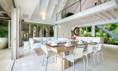 The Headland Villa 2 Open Plan Living Room | Taling Ngam, Koh Samui