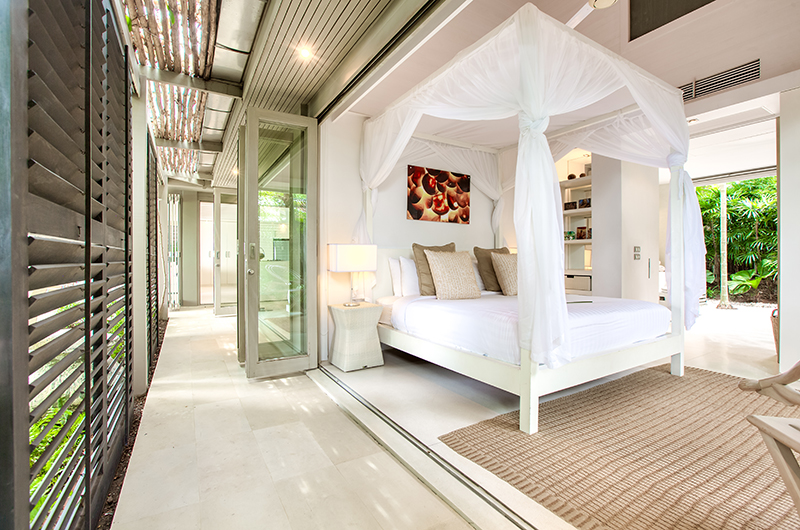 The Headland Villa 2 Bedroom with Four Poster Bed | Taling Ngam, Koh Samui