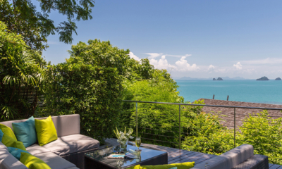 The Headland Villa 4 Seating | Taling Ngam, Koh Samui