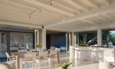 The Headland Villa 4 Wooden Dining Table | Taling Ngam, Koh Samui