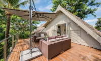 The Headland Villa 5 Rooftop Seating | Taling Ngam, Koh Samui