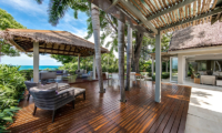 The Headland Villa 5 Outdoor Seating | Taling Ngam, Koh Samui