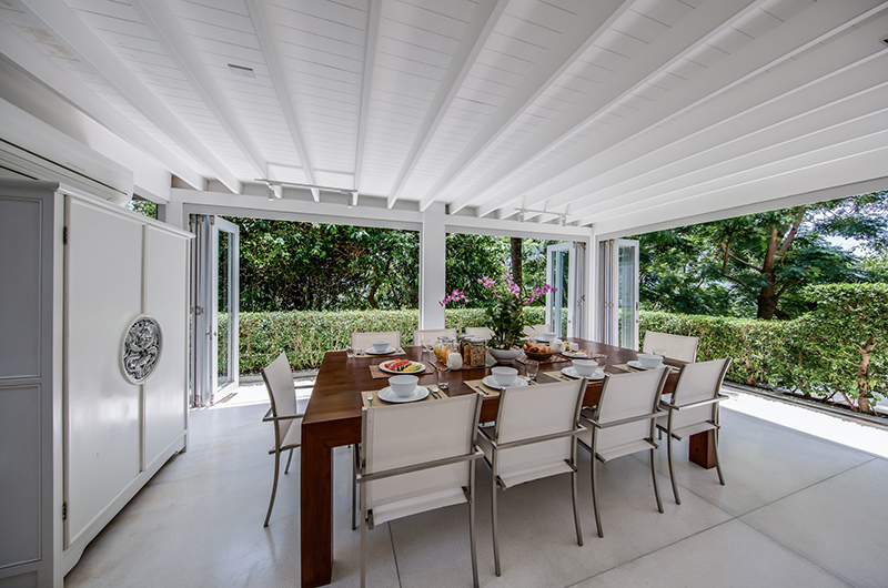 The Headland Villa 5 Open Plan Dining Room | Taling Ngam, Koh Samui